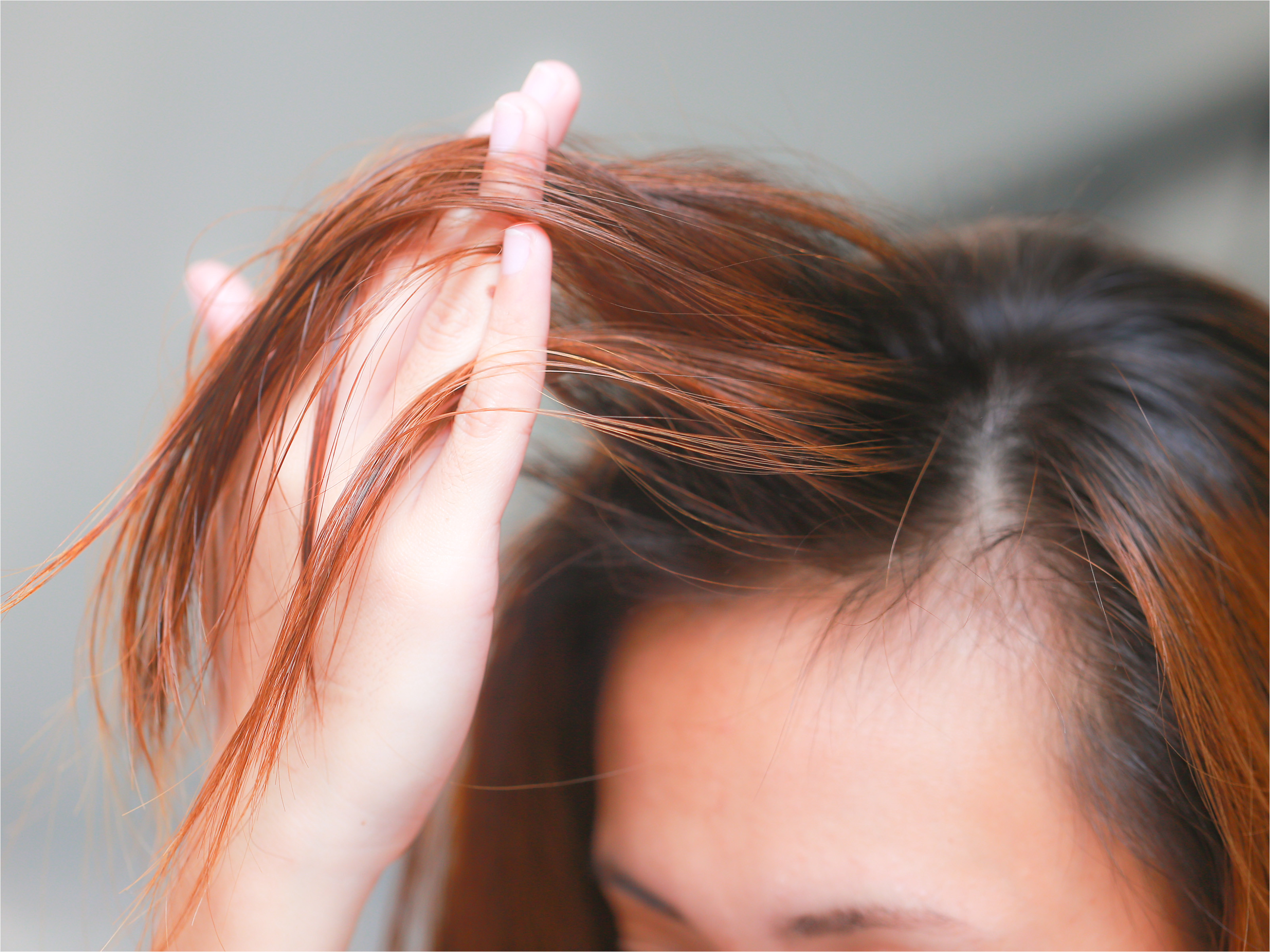Hairstyles after Applying Oil How to Apply Castor Oil for Hair 15 Steps with