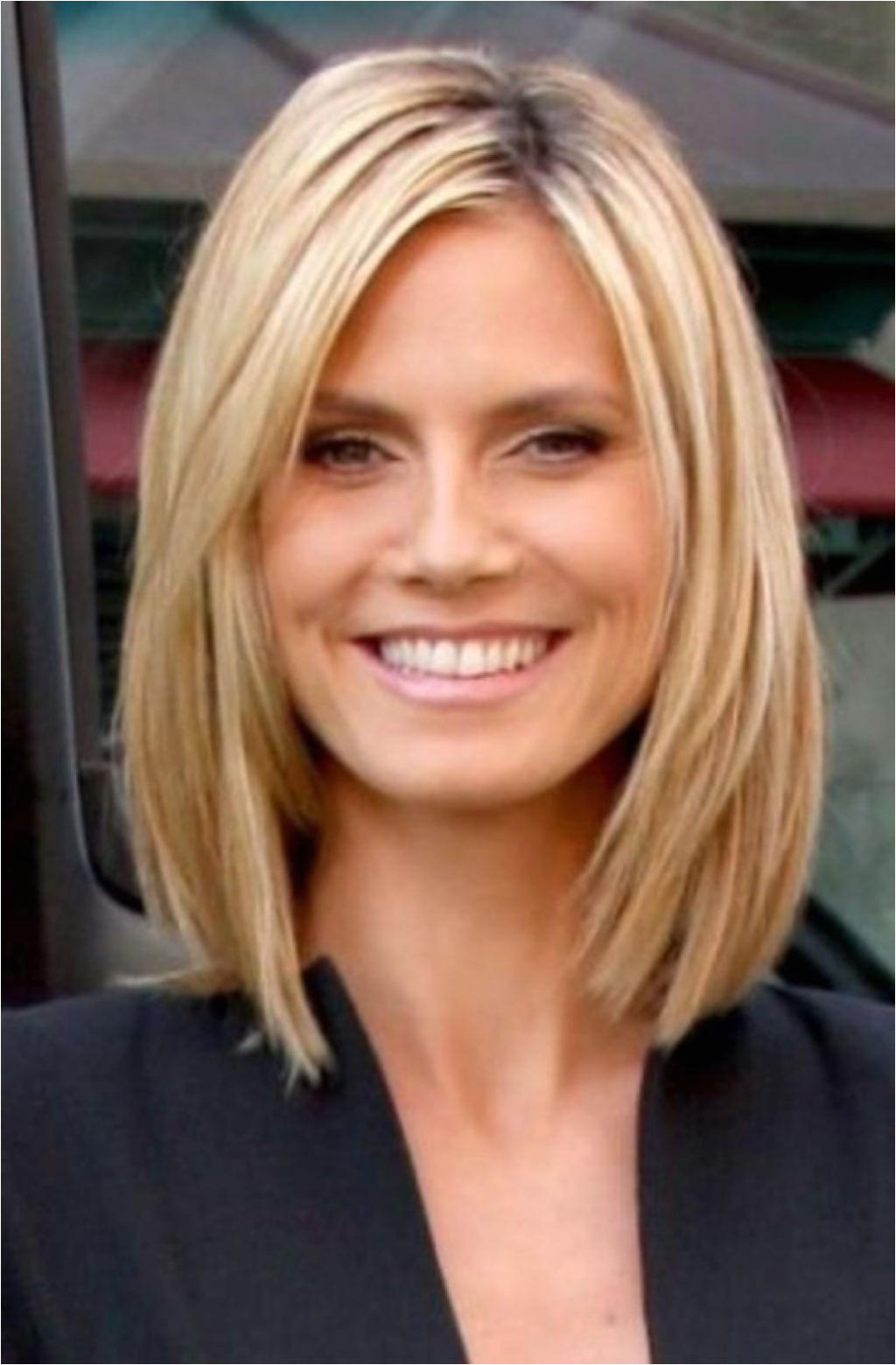 Medium Straight Hairstyles Haircuts For Straight Fine Hair Hairstyles For Fine Thin Hair