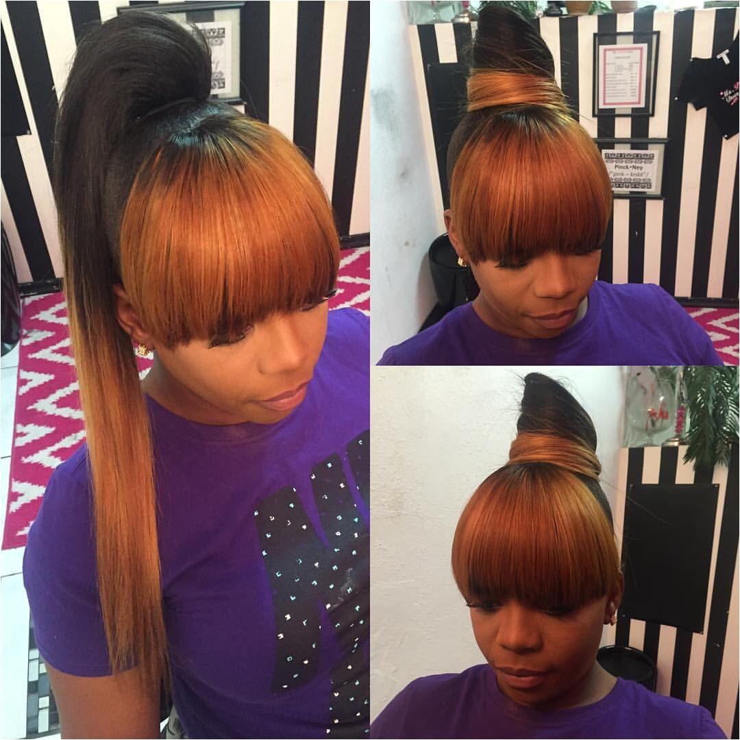 Weave Ponytail Ponytail Updo Ponytail Styles Hair Styles 2016 Short