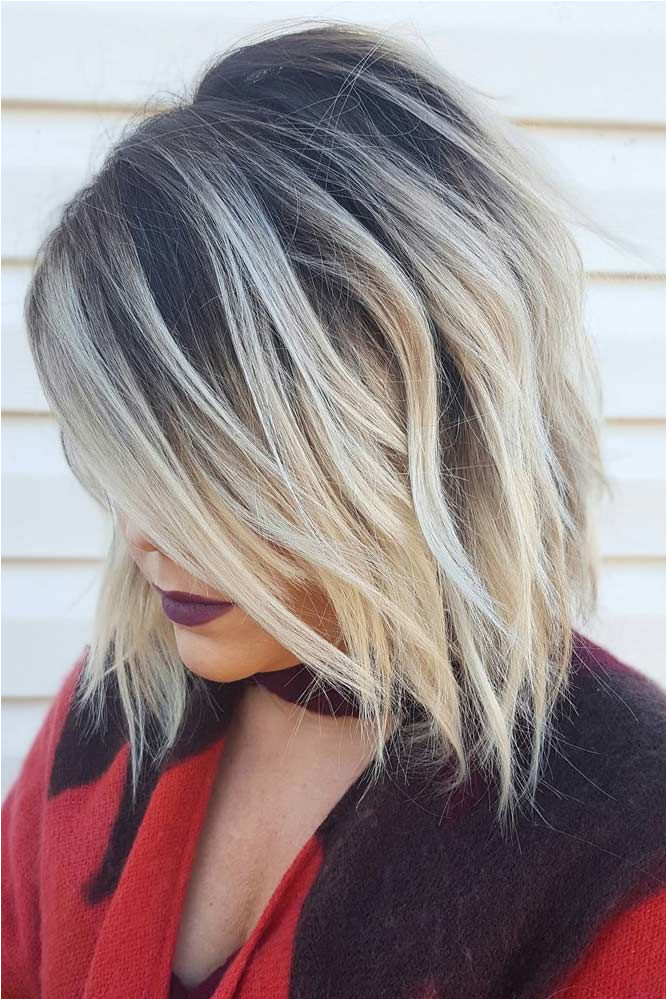 Blonde Short Hairstyles for Round Faces ☆ See more glaminati