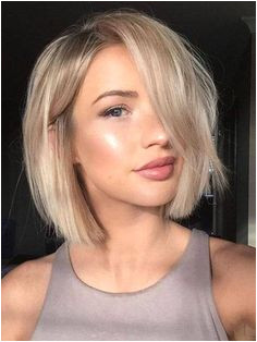 new haircut 2019 Blond Bob Blunt Blonde Bob Short Blunt Bob Short Cuts