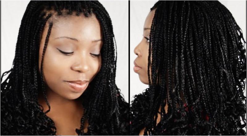 Micro Braid Hairstyles Elegant Micro Hairstyles 0d
