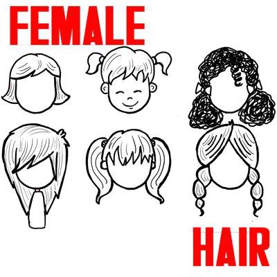 "Amazing How to Draw Hairstyles Fascinating Elegant Coolest Chuck Jones S tom ""tom &amp"