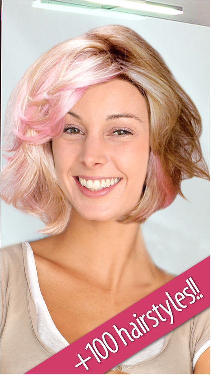 Change hairstyle & Haircut editor pro