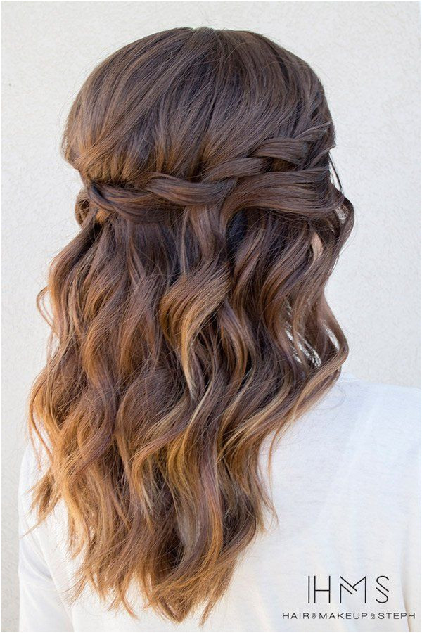 Prom Hair Styles Curly and Messy Look