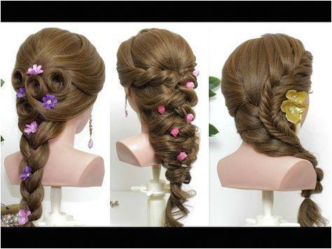 3 easy hairstyles for long hair tutorial Cute & Quick easyhairstylesformediumhair