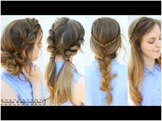 4 Easy Summer Hairstyle Ideas Summer hairstyles