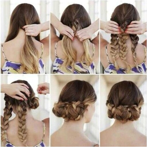 Easy Simple Hairstyles Awesome Hairstyle for Medium Hair 0d Ideas Cute Simple Hairstyles