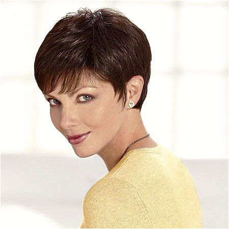 short hairstyles for women over 70 years old Short Wigs For Women Over 70