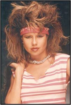 Fashion Trends of the 80 s