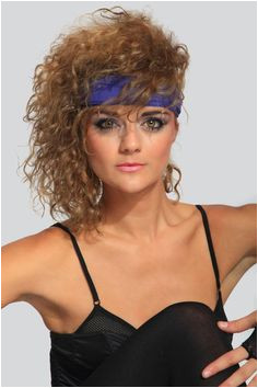 80s Fashion [Slideshow] More Diy Hairstyles 1980s Hairstyles 80s Fashion Party