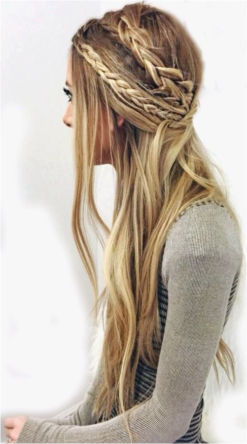 32 Beautiful Hairstyles for School Girls