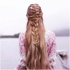 Occasion Spéciale Special Occasion Hairstyles Super Long Hair Los Tipitos New Hair