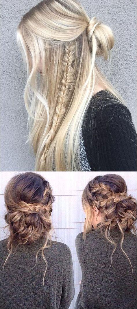 5 minuten frisuren für mittellange haare Frisuren Pinterest