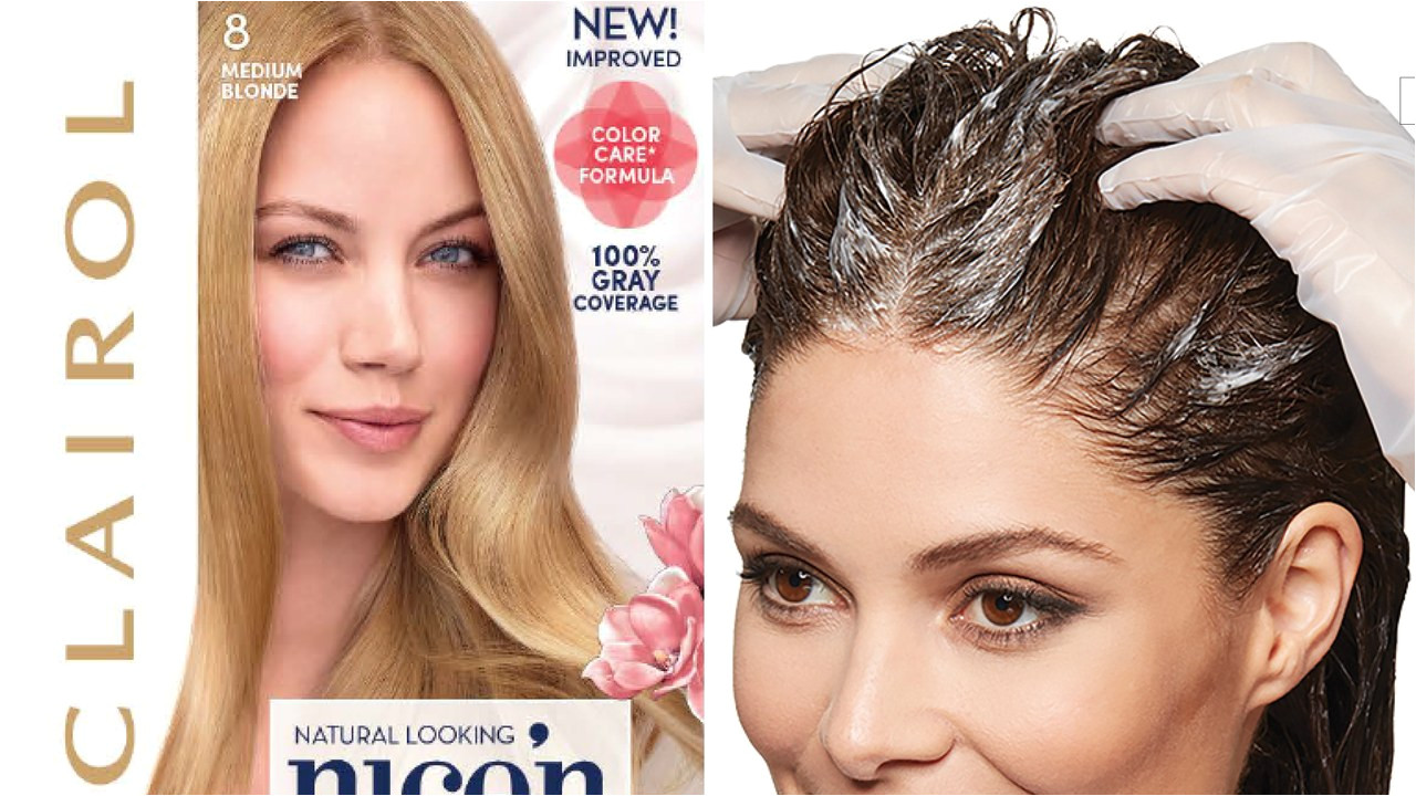 Exclusive Clairol Launches New Nice n Easy HairColor