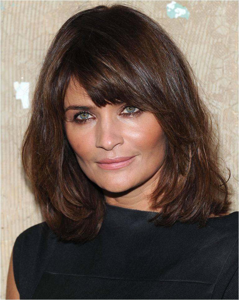 Helena Christensen Ben Pruchnie for Getty