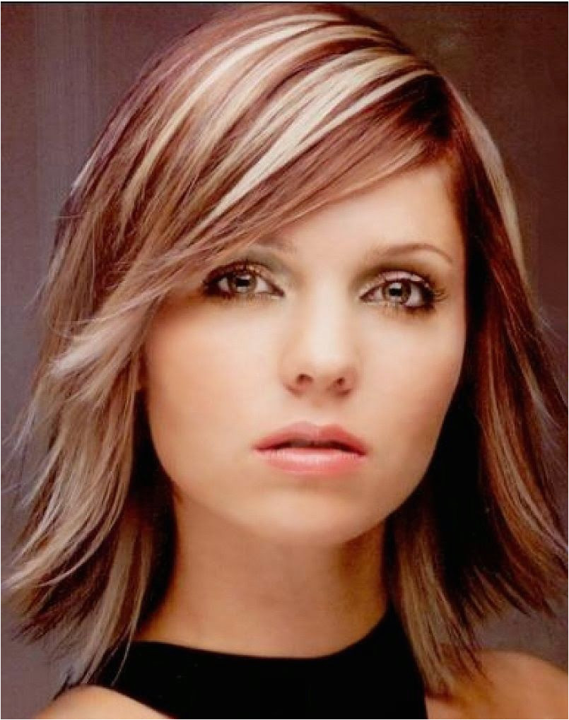 Medium Length Layered Hairstyles for Young Women Simple Hairstyle Ideas For Women and Man