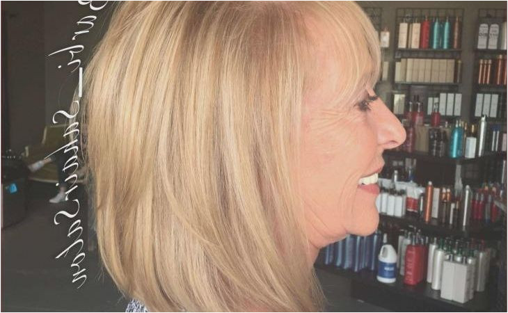 Medium Length Hairstyles for Thick Hair Over 50 Beautiful Over 50 Hairstyles for Thick Hair Unique
