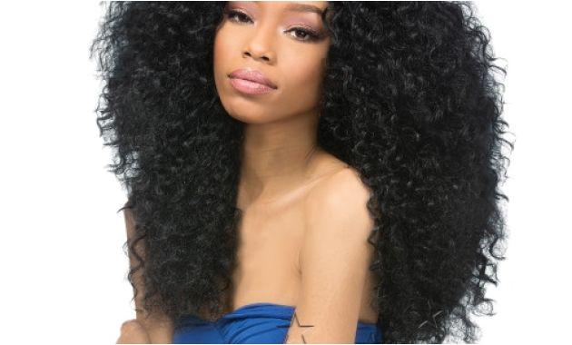 Black Hairstyles with Curly Weave Outre Synthetic Hair Weave Batik Duo Dominican Curly 5pcs Samsbeauty
