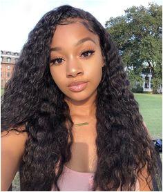 TRUUBEAUTYS💧 Black Girls Hairstyles Gorgeous Hairstyles Human Hair Extensions Weave Extensions