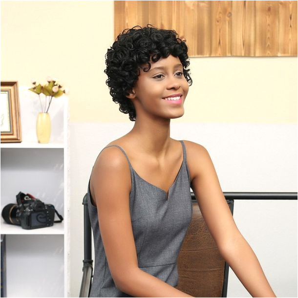Charming Hair Cuts By Black Weave Cap Hairstyles New I Pinimg Originals Cd B3 0d In Short Curly Black Hairstyles Bigyellowzone from big nose