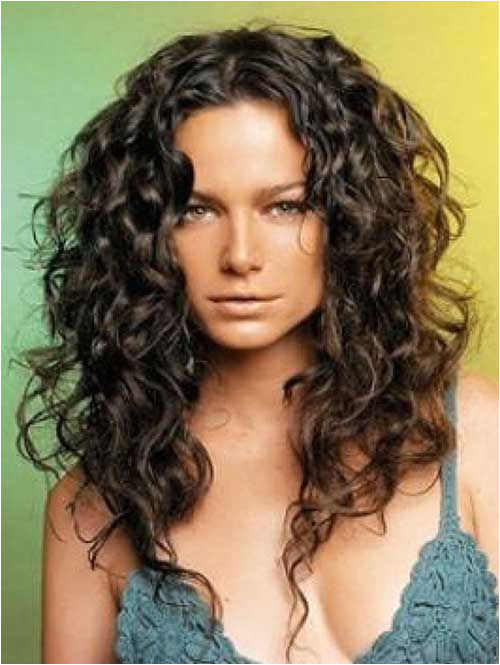 Hairstyles for Long Curly Hair 20 Best Haircuts for Thick Curly Hair Hair Pinterest