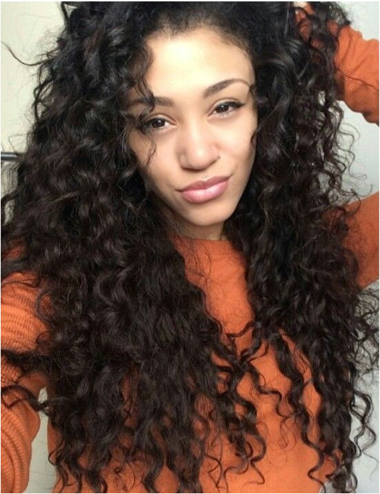 curly 360 frontal