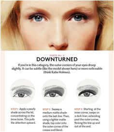 downturned eyes Google Suche Makeup For Downturned Eyes Makeup 101 Eye Makeup