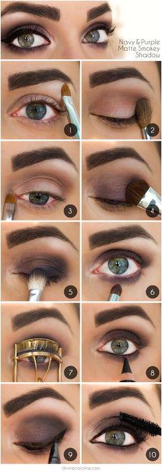 Eyeliner For Downturned Eyes Makeup Without Eyeliner Daily Eye Makeup Matte Eye