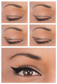 Liner for downturned eyes Eyeliner For Downturned Eyes Eyeliner For Hooded Eyes Hooded Lids