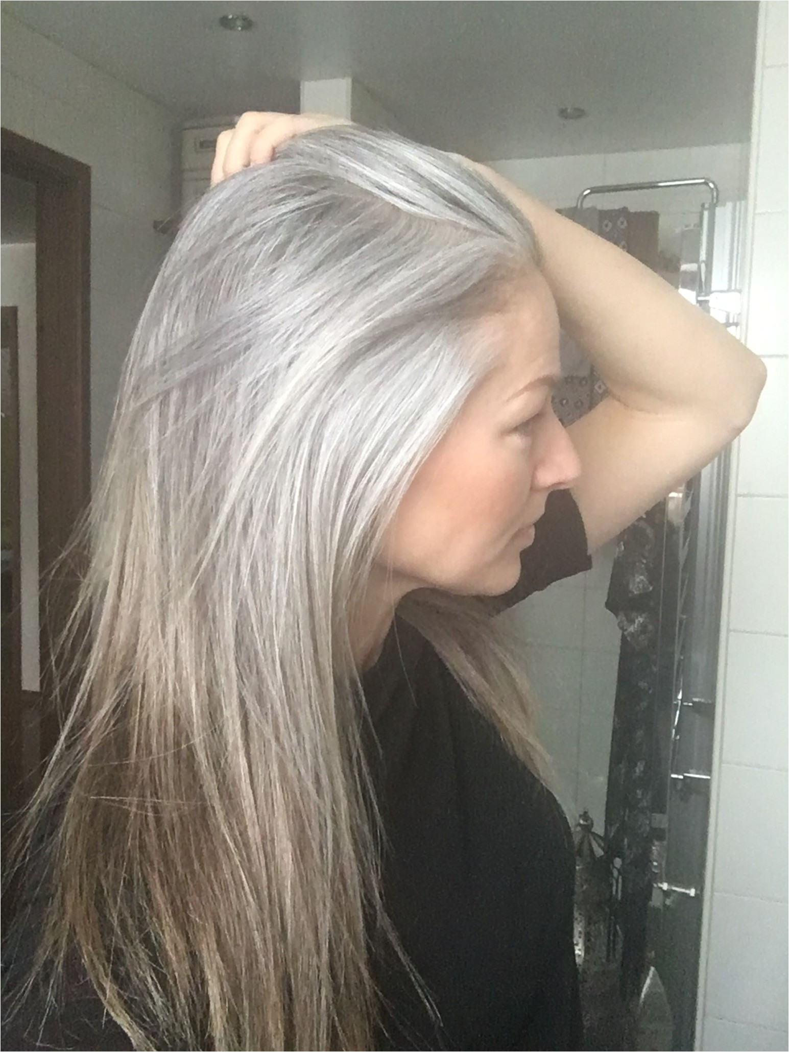 Asian with Grey Hair Fresh 46 New Hairstyles for Grey Hair Asian with Grey Hair