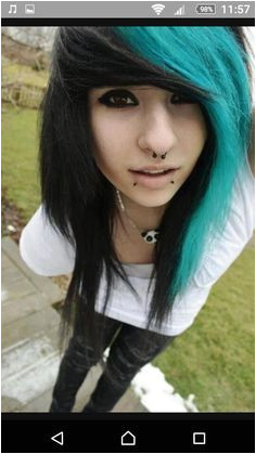 Hairstyles for Emo Haircut 24 Best Emo Country Fuse Crasamthama Images