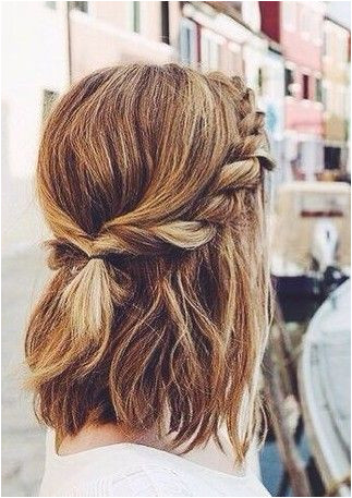 Half Down Half Up Fair Half Twisted Ponytail Valentine s Day Hairstyles Everyday Hairstyles