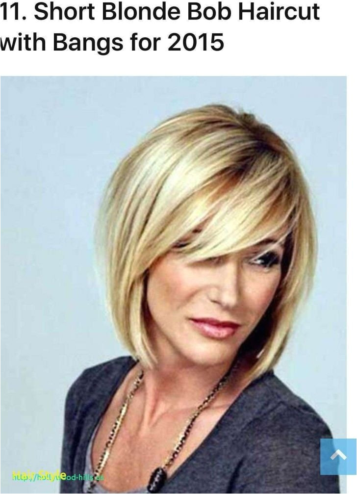 Hairstyles For Short Fine Hair For Over 60S 2019