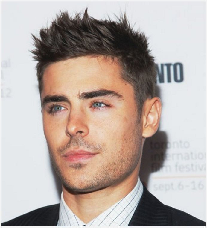 Mens Hairstyles Top 10 Mens Short Hairstyles For Thick Hair