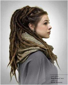 Sweet dredy girl Haar Und Beauty Lange Haare Frisuren Süße Dreadlocks Rasta
