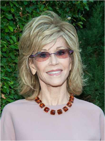Jane Fonda Hairstyles for Over 60 Unique 30 Best Jane Fonda Hairstyles