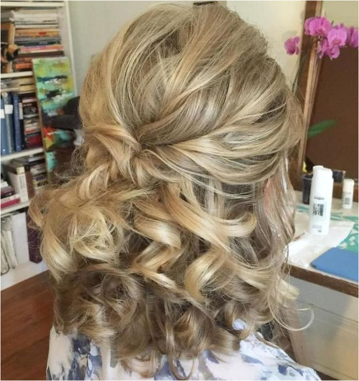 Enormous Ideas For Your Hair With Bridal Hairstyle 0d Wedding Hair Luna Bella Wedding Inspiration By Half Up Half Down Hairstyles 2018