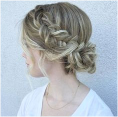 Hairstyles for Medium Hair Updos Braids 1086 Best Braids Images On Pinterest In 2019