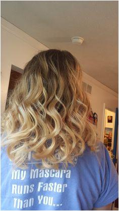 Heatless overnight curls