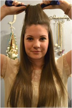 No heat overnight curls using three tube tocks Takes 15 minutes all to her to these hollywood glam curls Clementinebean
