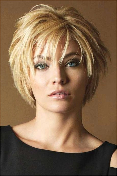 Best Hairstyles for Women Over 50 Awesome Media Cache Ec0 Pinimg 640x 6f E0 0d Short Luxury Shoulder Length Hairstyles for Round Faces Over 40