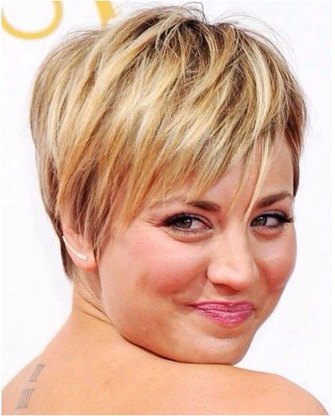 Hairstyles for Over 40 with Round Face