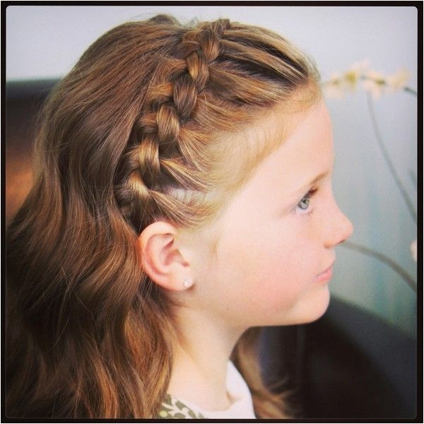 Simple Kids Hairstyles For School Quick Updos For Little Girls Short Hair Hairstyles For School Latest Simple Kids Hairstyles For School