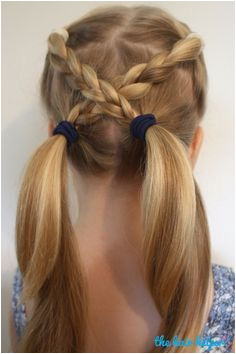 Looking for some quick kids hairstyle ideas Here are 6 Easy Hairstyles For School That