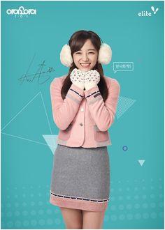 I O I x Elite Elite I O I KimSejeong Kari Shaw · Korean School Uniform