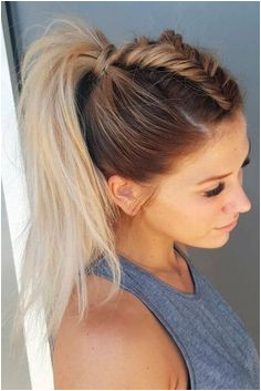 Splendid Fancy Ponytail Hairstyles 2017 for Prom The post Fancy Ponytail Hairstyles 2017 for Prom… appeared first on ST Haircuts