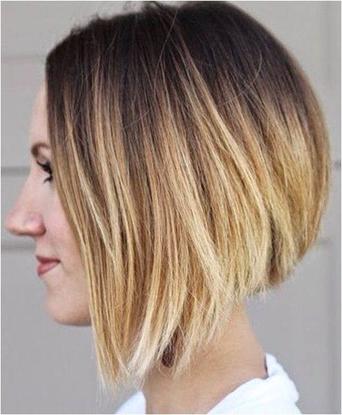 Pretty A Line Short Bob Haircuts 2015