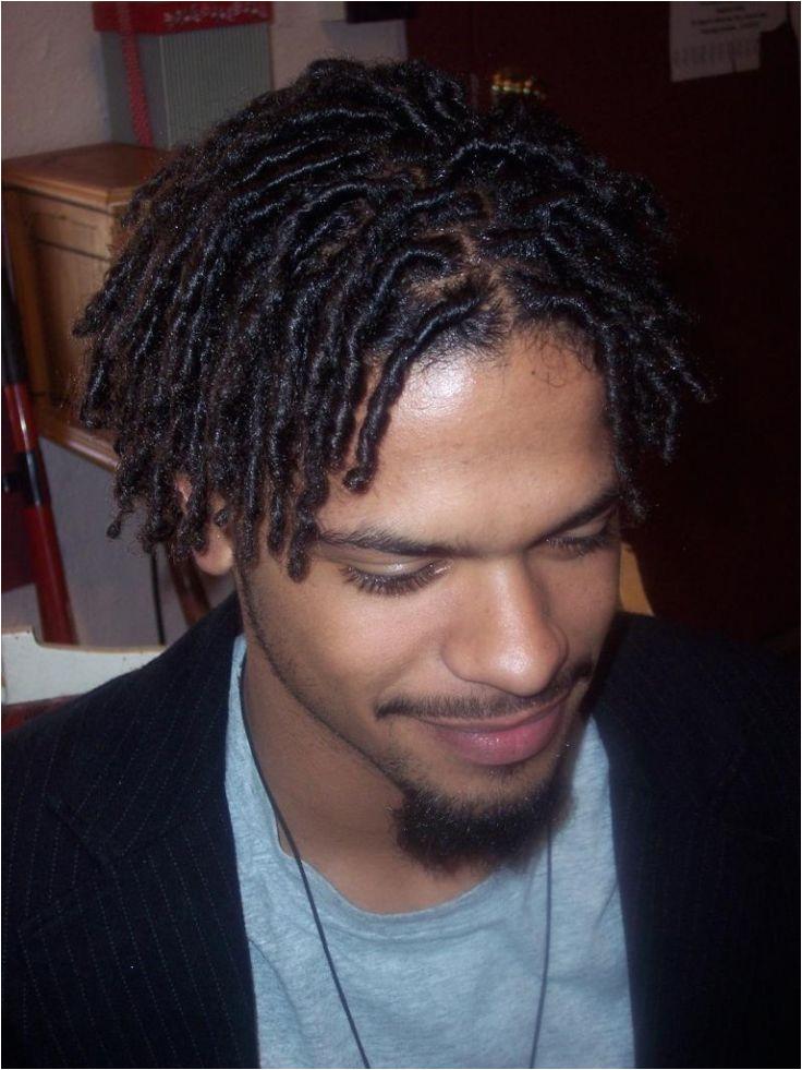 Hairstyles for Short Dreads for Guys Short Dreadlocks for Men