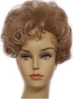 Pull through topper Wiglet Hair Piece Thinning Crown Area Volumizer Integration MonaLisa TopperPullthruVolumizerWiglet Hair